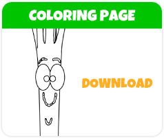 Chester Chive coloring page image