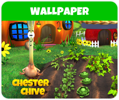 Chester Chive wallpaper image