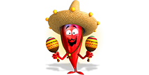 Taco Garden on Home page